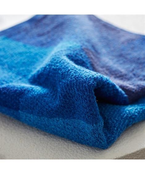 グラデーションが美しいデザインカラーバスタオル バスタオル, Towels(ニッセン、nissen)