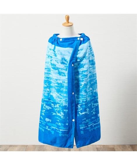 【ミズノ】 80cm丈ラップタオル タオル, Towels(ニッセン、nissen)