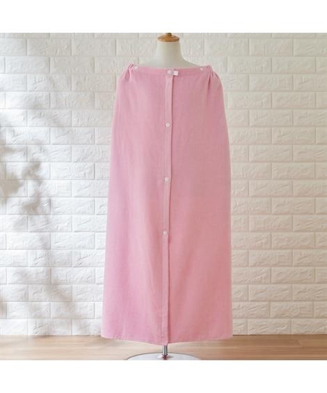 シャーリングカラー 100cm丈ラップタオル タオル, Towels(ニッセン、nissen)