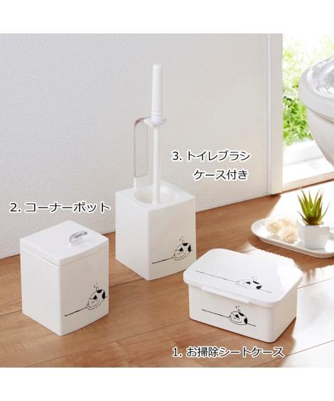 なごみねこ トイレ小物 トイレ掃除・汚れ防止用品...