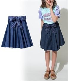 7fbad0114f449 子供服・子供用品 ネイビー キュロット・スカート 通販 ニッセン