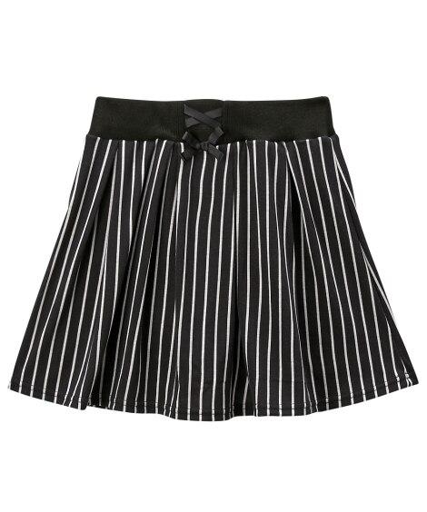 レースアップ風パンツインスカート(女の子 子供服。ジュニア服...