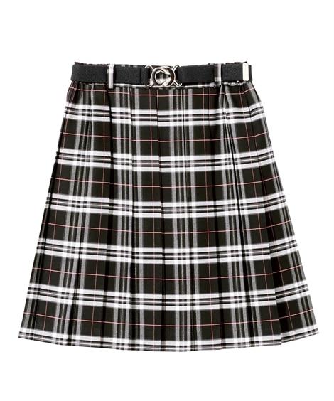 【卒業】ゴムベルト付プリーツスカート(女の子 子供服 ジュニア服) キッズフォーマル, Kid's Suits