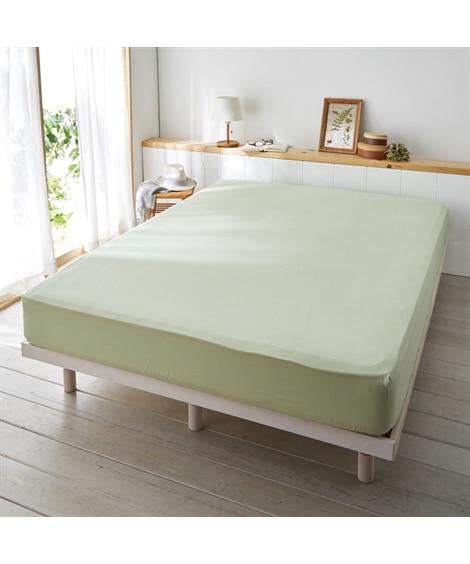 綿100%ベッドシーツ(マットレス用) ベッドシーツ・敷布団カバー, Bedding Duvet Covers(ニッセン、nissen)
