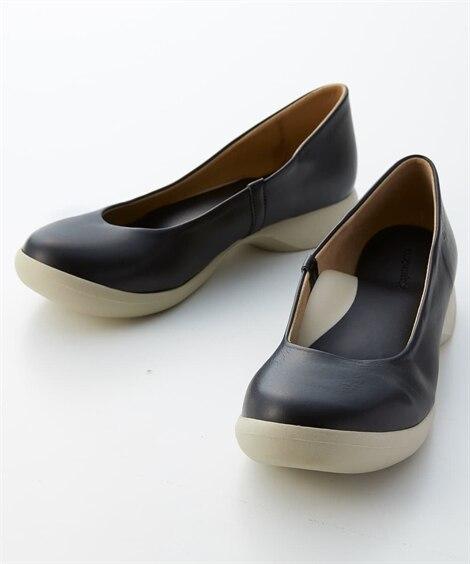 リゲッタカヌー 0.5cm刻み フラットパンプス(CJSL1...