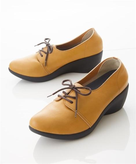 リゲッタプラス レースアップシューズ(ゆったりワイズ) 靴(...