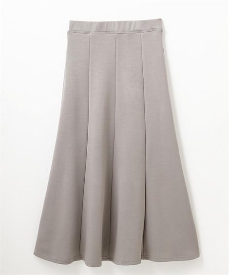 厚地カットソー素材ロングマーメイドスカート (ロング丈・マキシ丈スカート)Skirts