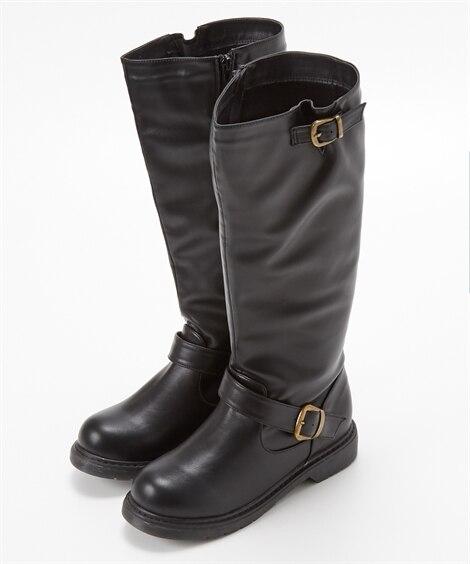 エンジニアロングブーツ(低反発中敷)(選べる履き口) ブーツ...