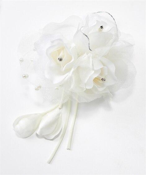 つぼみの垂れ花デザインコサージュ コサージュ