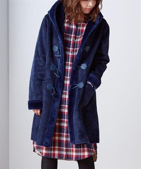 エコムートンダッフルコート (コート)(レディース)Coat