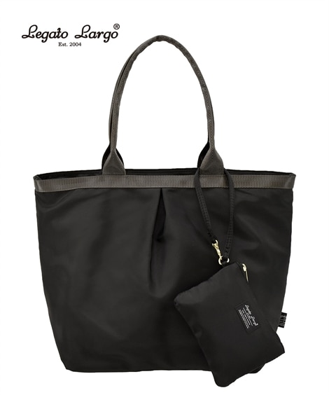 Legato Largo(レガートラルゴ)はっ水10ポケットトートバッグ(A4対応) トートバッグ・手提げバッグ, Bags