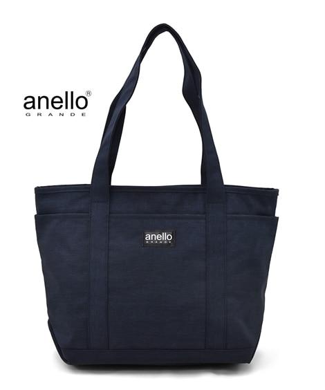 anelloGRANDE(アネログランデ)微光沢杢調ミニトートバッグ トートバッグ・手提げバッグ, Bags