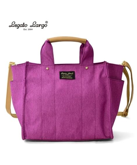 Legato Largo(レガートラルゴ)10ポケット2WAYショルダーバッグ ショルダーバッグ・斜め掛けバッグ, Bags