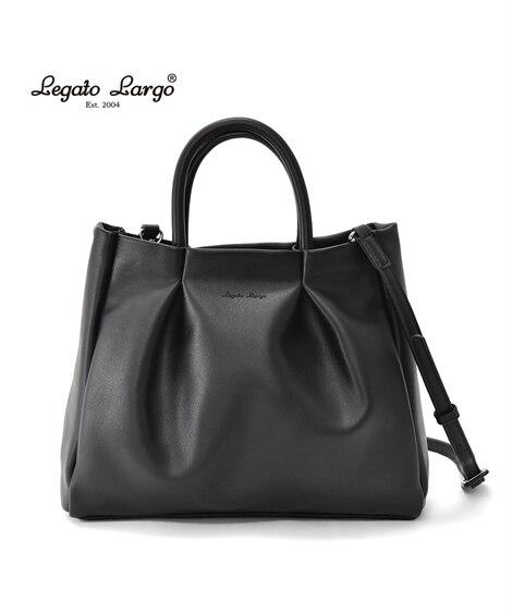 Legato Largo(レガートラルゴ)ミドルサイズ2wayショルダーバッグ ショルダーバッグ・斜め掛けバッグ, Bags