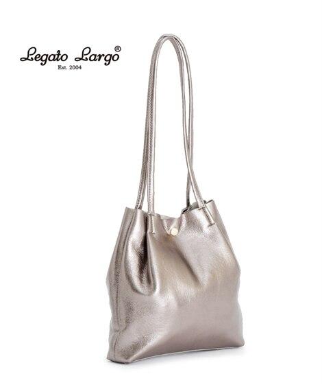 Legato Largo(レガートラルゴ)シンプルミニトートバッグ トートバッグ・手提げバッグ, Bags