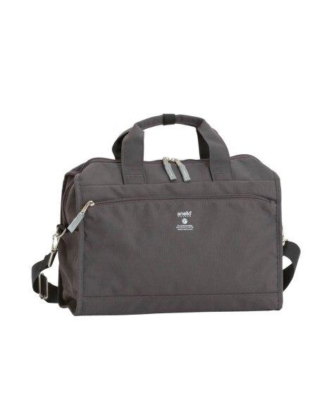 anelloGRANDE(アネログランデ) はっ水軽量10ポケット2WAYボストンバッグ ボストンバッグ, Bags