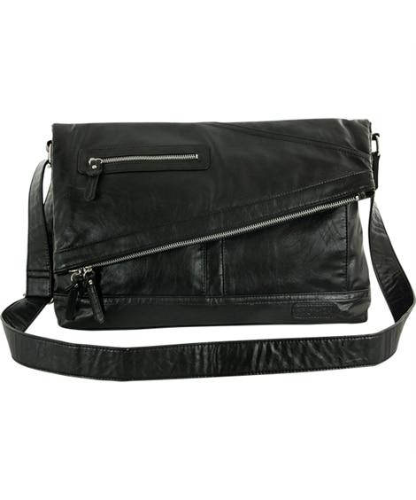 TRICKSTER(トリックスター) 口折れショルダーバッグERIC(エリック)(A4対応)【tr52】 ショルダーバッグ・斜め掛けバッグ, Bags