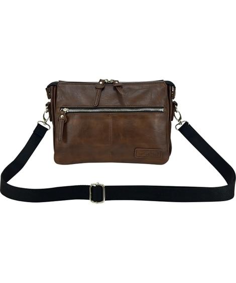 TRICKSTER(トリックスター)ミニショルダーバッグBROOKS(ブルックス) 【tr102】 ショルダーバッグ・斜め掛けバッグ, Bags
