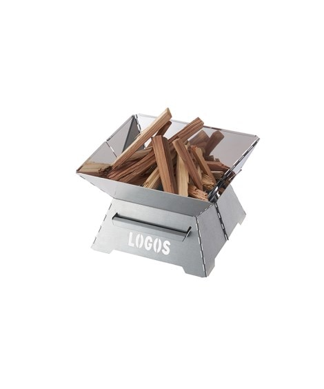 LOGOS(ロゴス)ROSY たき火台 キャンプ用品
