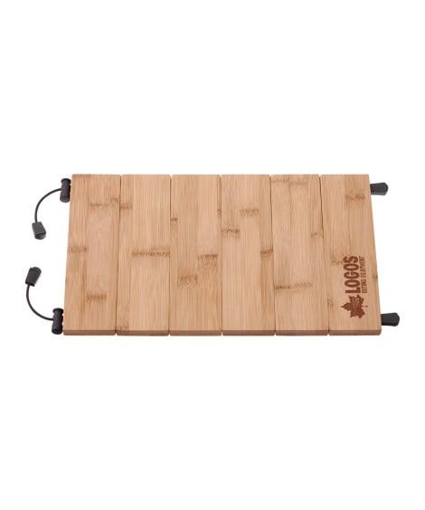 LOGOS(ロゴス)Bamboo パタパタまな板 mini キャンプ用品