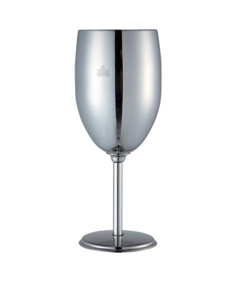 LOGOS(ロゴス)ステンレスワイングラス 2個組 キャンプ用品