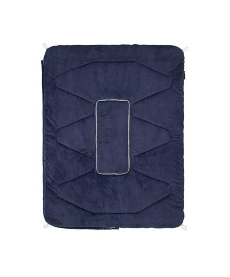 LOGOS(ロゴス)丸洗いやわらか こたつ布団シュラフ 【72601060】 キャンプ用品