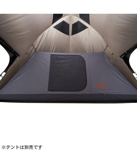 LOGOS(ロゴス)デカゴン500 ハーフ用インナー&グランドシートセット キャンプ用品