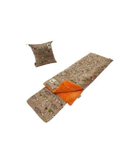 LOGOS(ロゴス)SNOOPY KIDSクッションシュラフ キャンプ用品