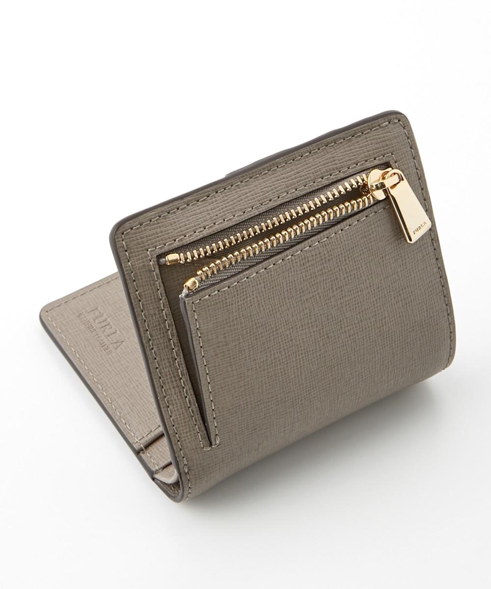 new style 0984d 3860a FURLA(フルラ) 二つ折り財布 PR74 B30 870999 ONYX