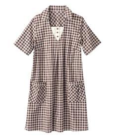 <ニッセン> 胸パッド付ハーフトップ2枚組(女の子 子供服。ジュニア服) キッズ下着 2