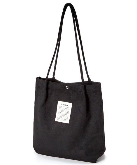 フェイクスエードトート(A4対応) トートバッグ・手提げバッグ, Bags