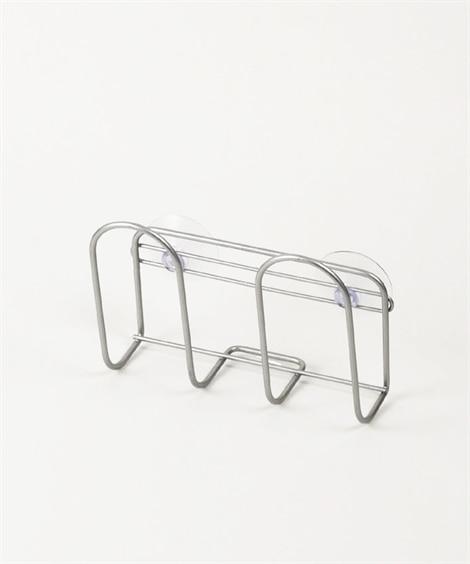 バススタイル 吸盤タイプダブルコーティングブーツホルダー バ...