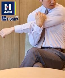 <ニッセン> ノーアイロン長袖ストレッチiシャツ(レギュラーカラー) メンズワイシャツ・カッターシャツ 1