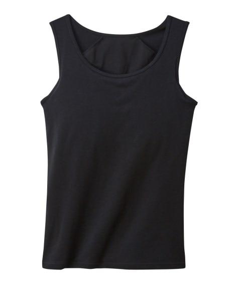 <ニッセン> 胸パッド付ハーフトップ2枚組(女の子 子供服。ジュニア服) キッズ下着 14