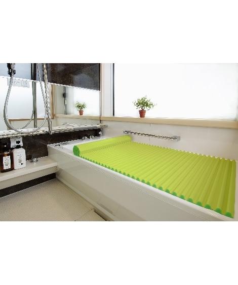 抗菌加工イージーウェーブ風呂ふた(既製サイズ) 風呂ふた, Bath goods(ニッセン、nissen)