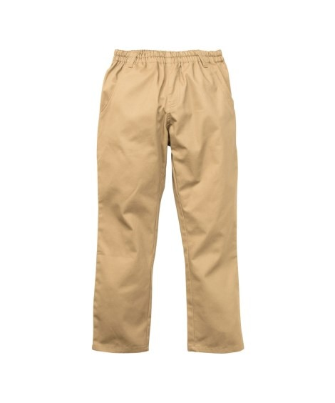 【子供服】 【もっとゆったりサイズ】ツイルロングパンツ(男の...
