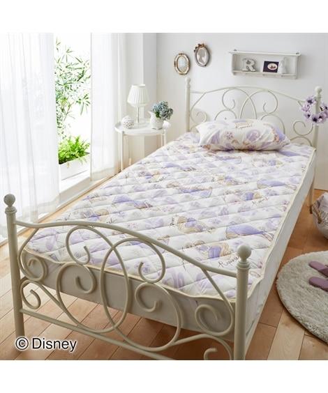 ディズニー/敷きパッド(ラプンツェル柄) 敷きパッド・敷パッド, ベッドパッド, Bed pats(ニッセン、nissen)