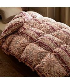 【日本製】抗菌防臭羽毛掛け布団(グースダウン95%) 掛け布団の商品画像
