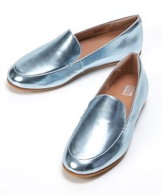 フィットフロップ fitflop LENA METALLIC LOAFERS