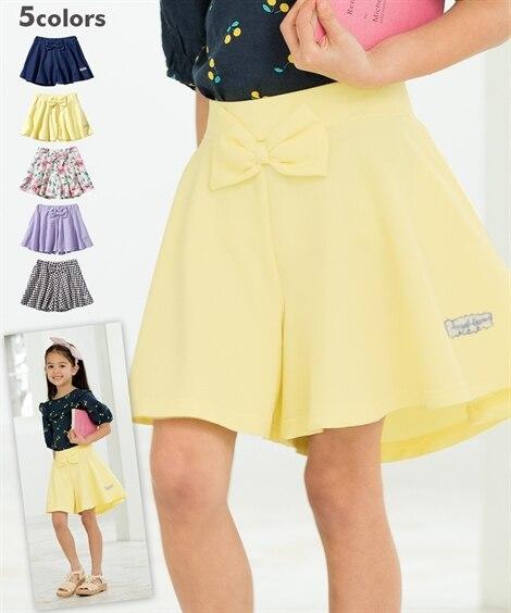 b446ad8ce7648 スカート見えが可愛い♪カットソーキュロット(女の子 子供 ...