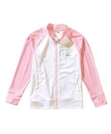 <ニッセン> 上下セット(肩フリルブラウス+フリルパンツ)(女の子 子供服。ジュニア服) シャツ・ブラウス 17