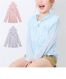 3da7f03c53b53 子供服 はおりもの(カーディガン・パーカー) 通販 ニッセン  - 子供服