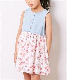 276d5114d054a 身長160cm ピンク 子供服 ワンピース 通販 ニッセン  - 子供服