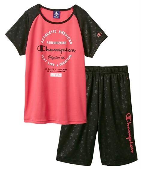 【Champion(チャンピオン)】Tスーツ(女の子 子供服 ジュニア服) キッズジャージ, Kid's Sportswear
