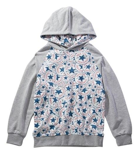 【CONVERSE(コンバース)】スウェットパーカー(男の子 女の子 子供服 ジュニア服) キッズジャージ, Kid's Sportswear