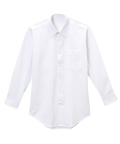 【ゆったりサイズ】カットソー長袖スクールシャツ(男の子 子供...