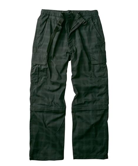 2WAY仕様イージーカーゴパンツ カーゴパンツ, Pants