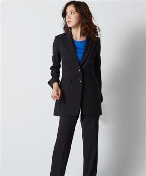 <ニッセン> トールサイズ 洗える令嬢スカートスーツ 入社式・リクルート・新社会人スーツ 価格:9925円商品 16