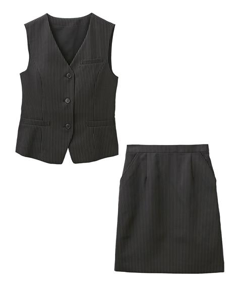 お客様の声から改善♪ベストスーツ(温湿度調整裏地付)(丈52...