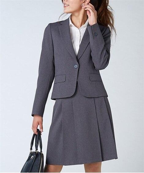 大人気の美人度UPスーツに+3cmのゆったりバストサイズ登場...